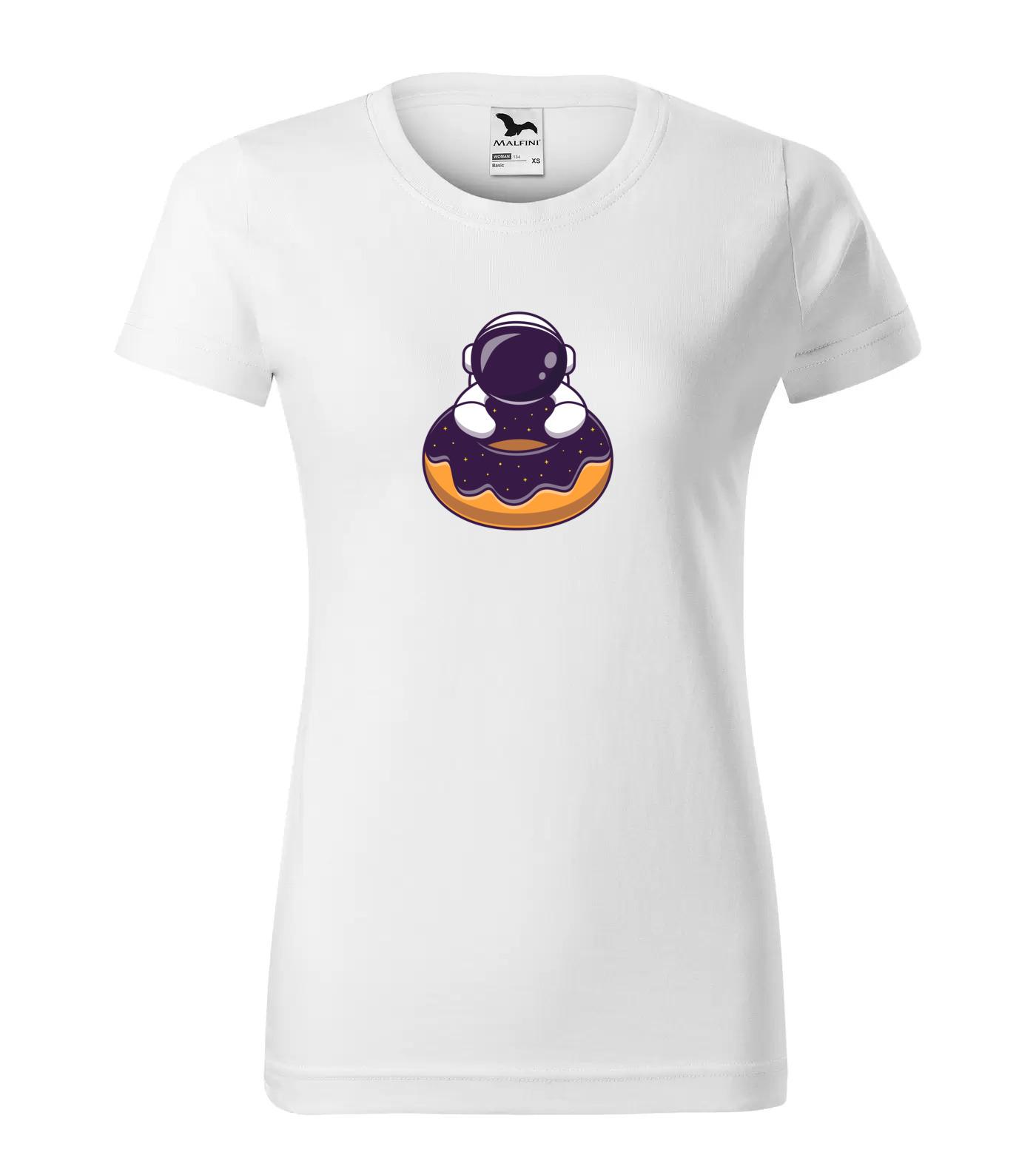 Tričko Astronaut prstenec donut