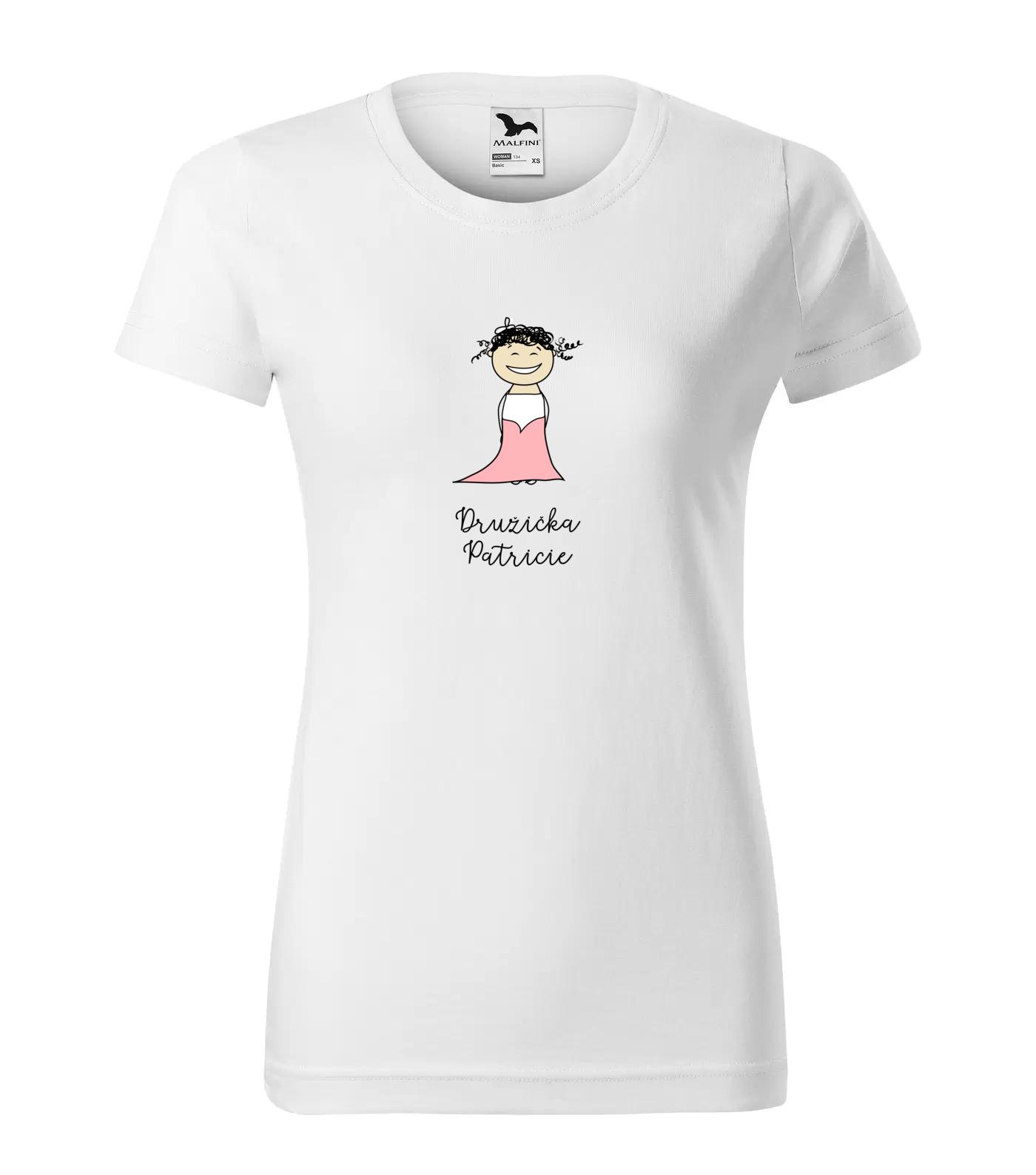 Tričko Družička Patricie