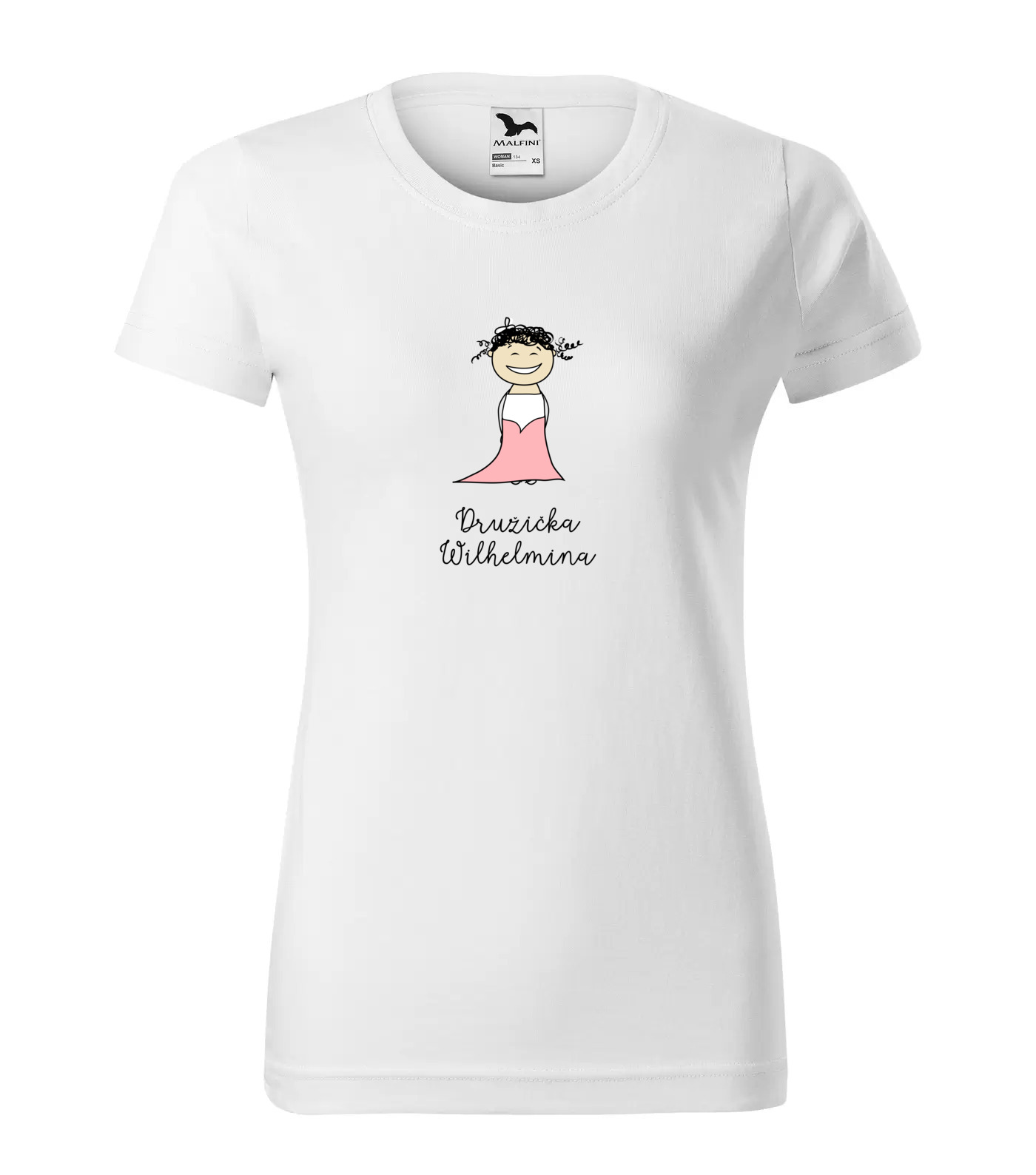 Tričko Družička Wilhelmina