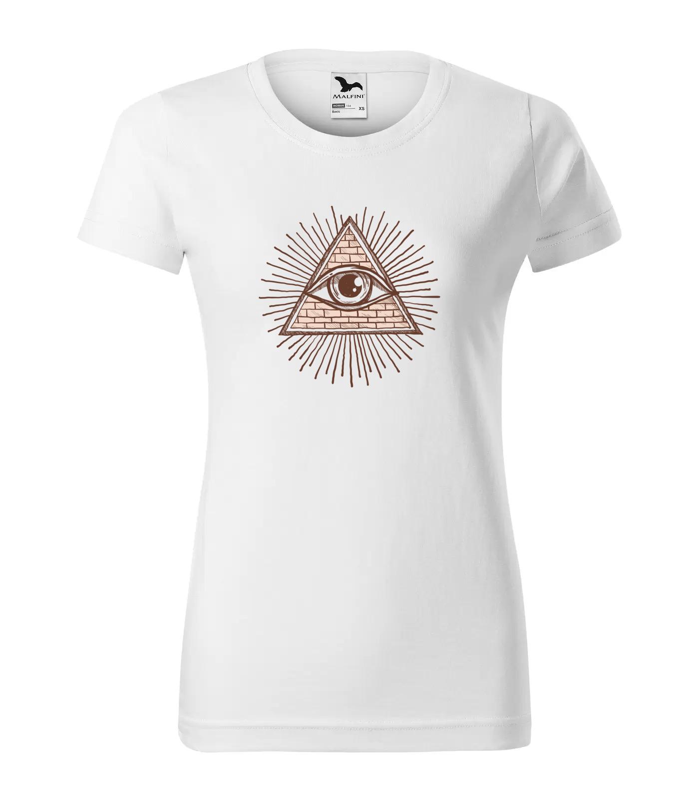 Tričko Esoterismus Boží oko