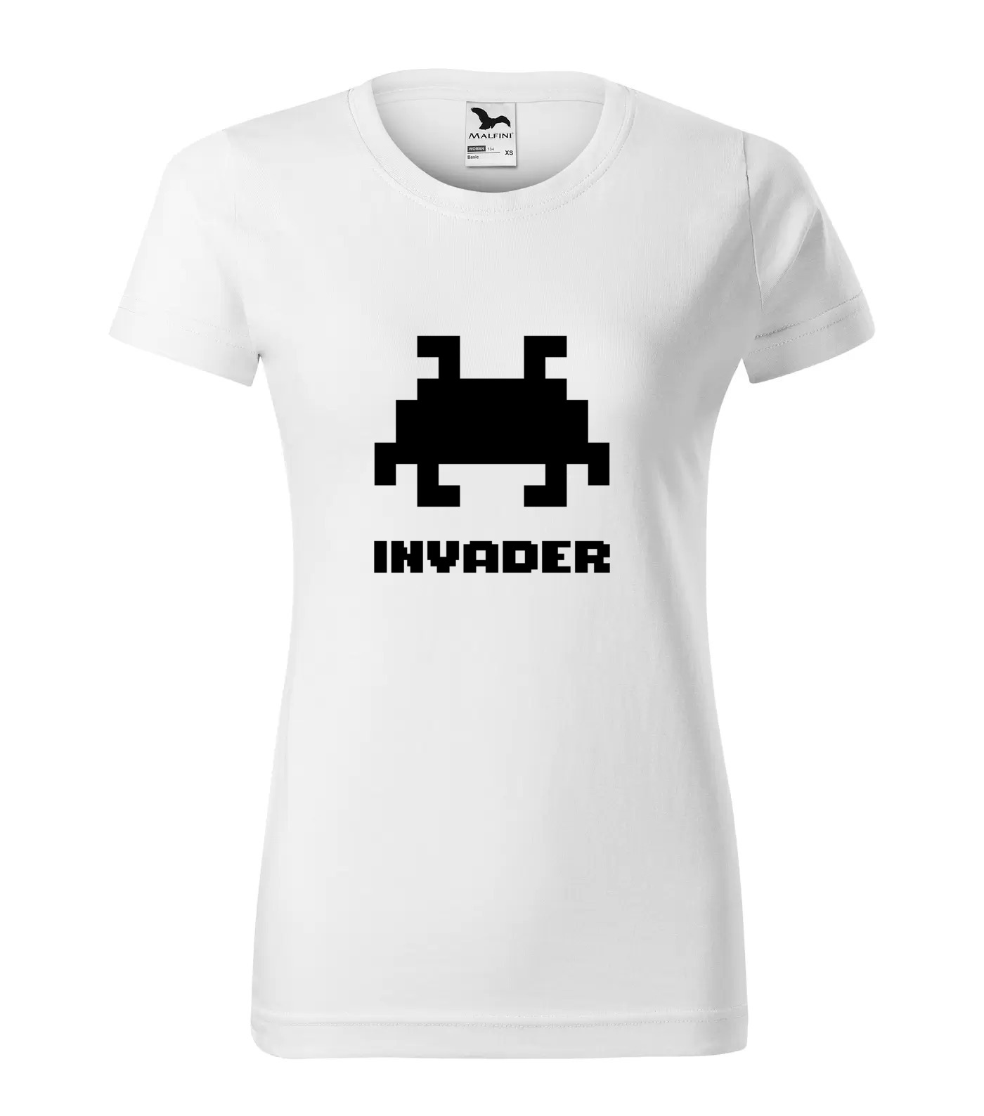 Tričko Geeks and Nerds Invader