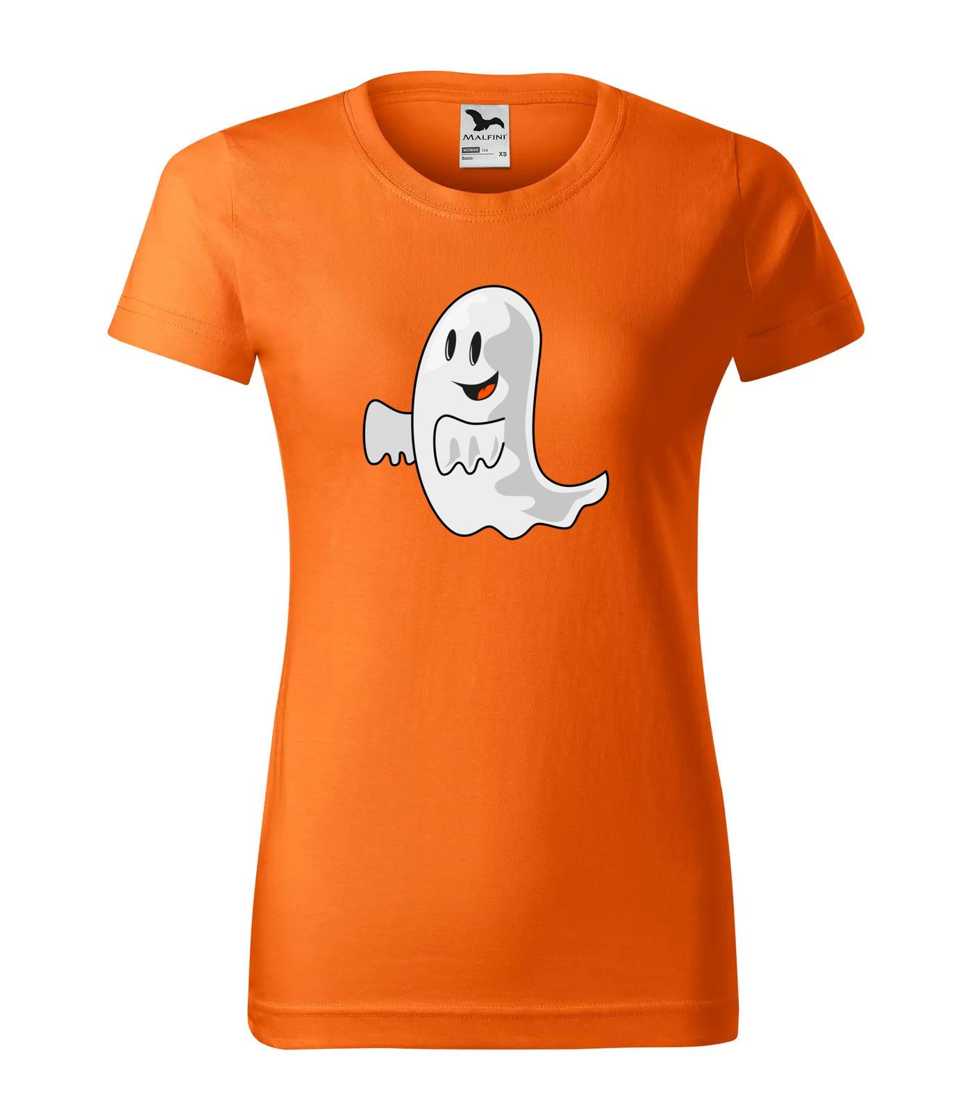 Tričko Halloween Duch