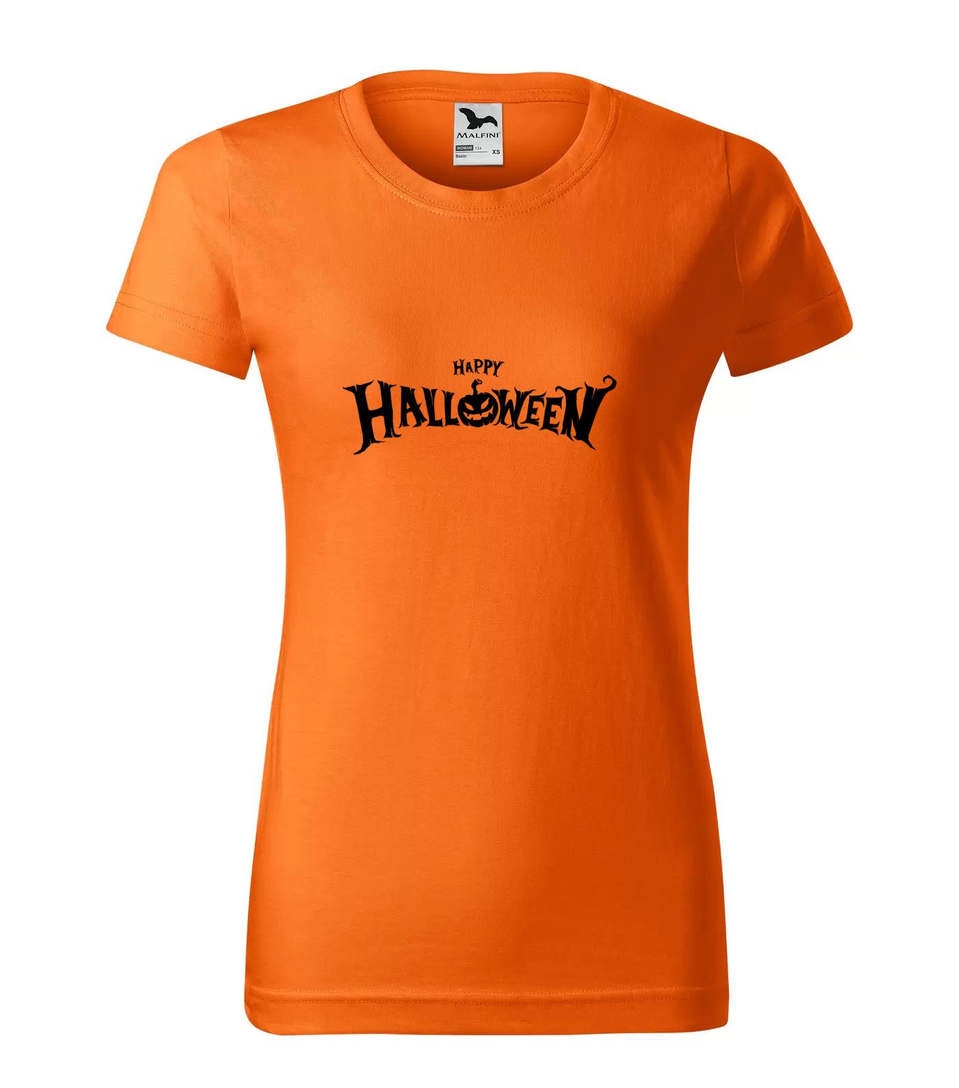 Tričko Halloween Happy Halloween