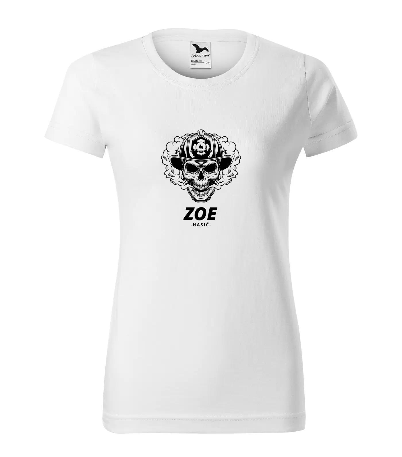 Tričko Hasič Zoe