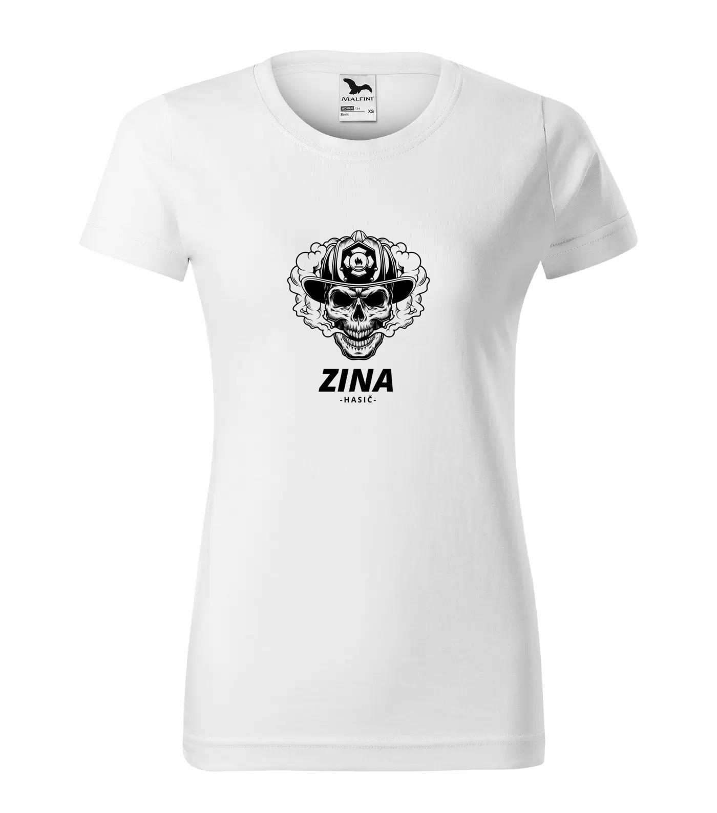 Tričko Hasič Zina
