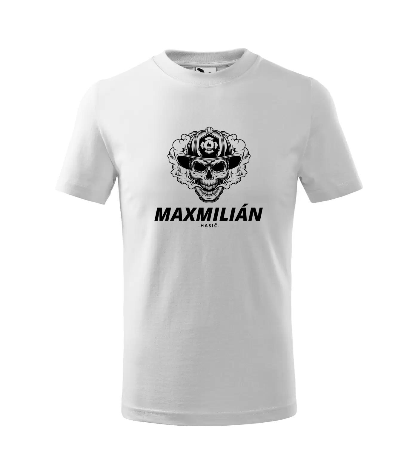 Tričko Hasič Maxmilián
