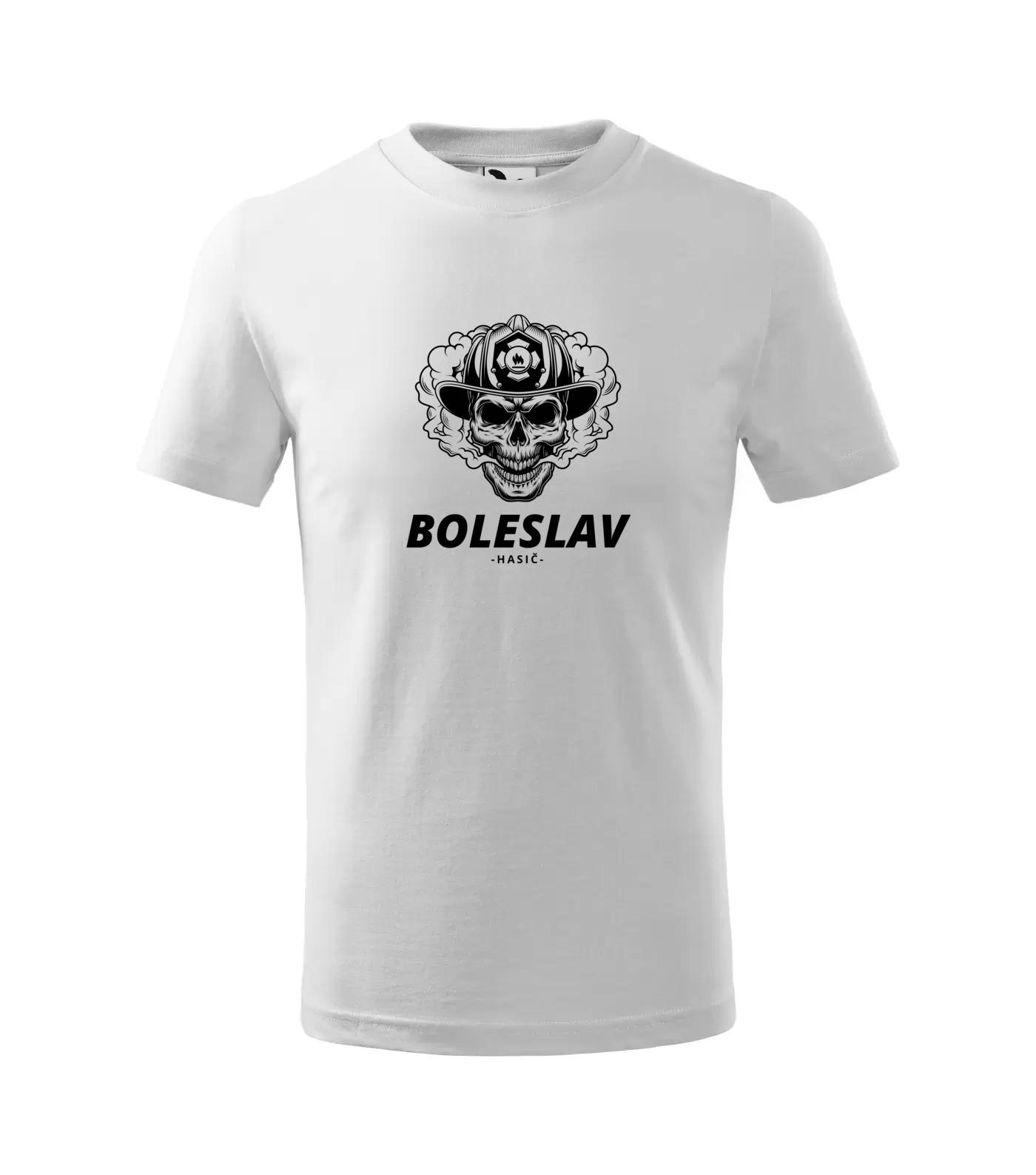 Tričko Hasič Boleslav