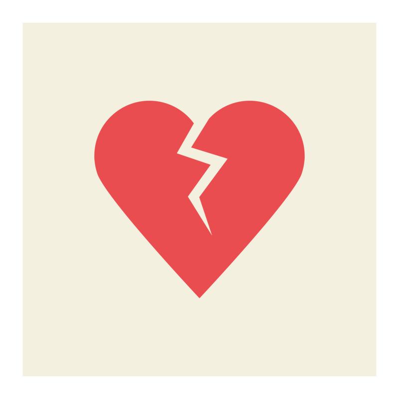 Tričko I Love You Broken Heart