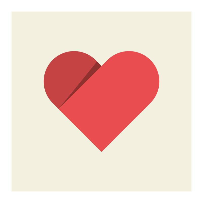 Tričko I Love You Open Heart