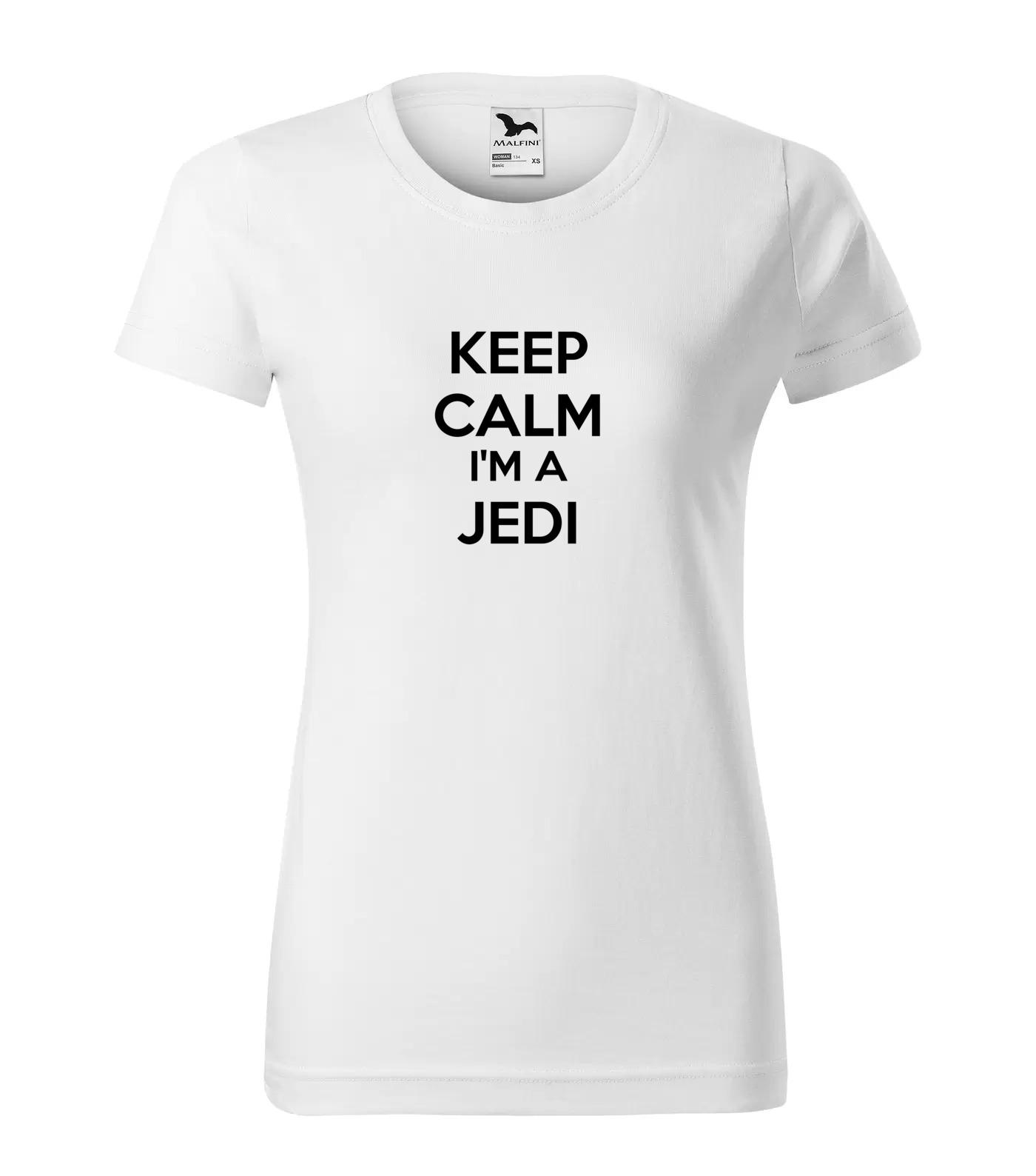 Tričko Keep Calm Jedi