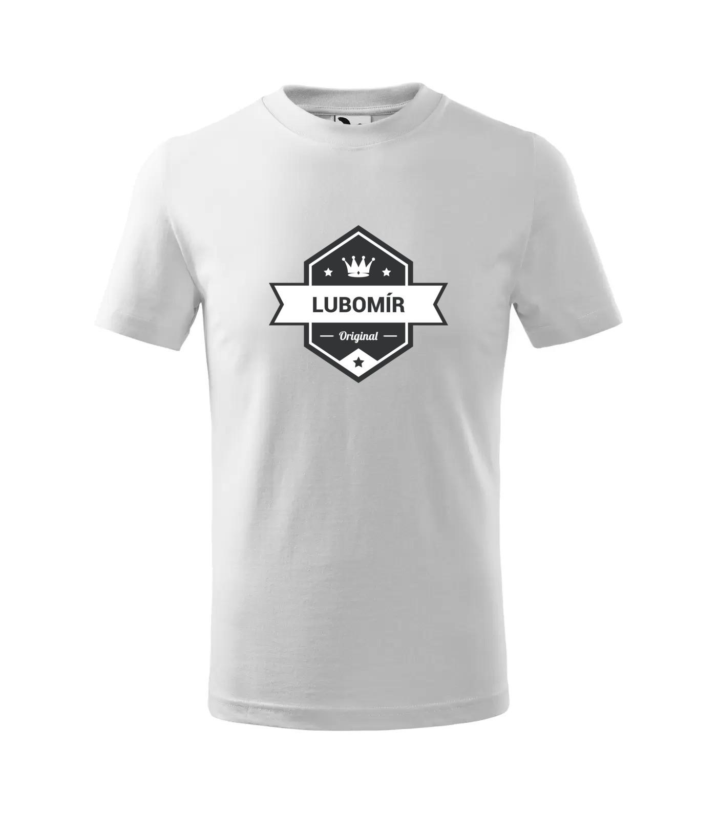 Tričko King Lubomír