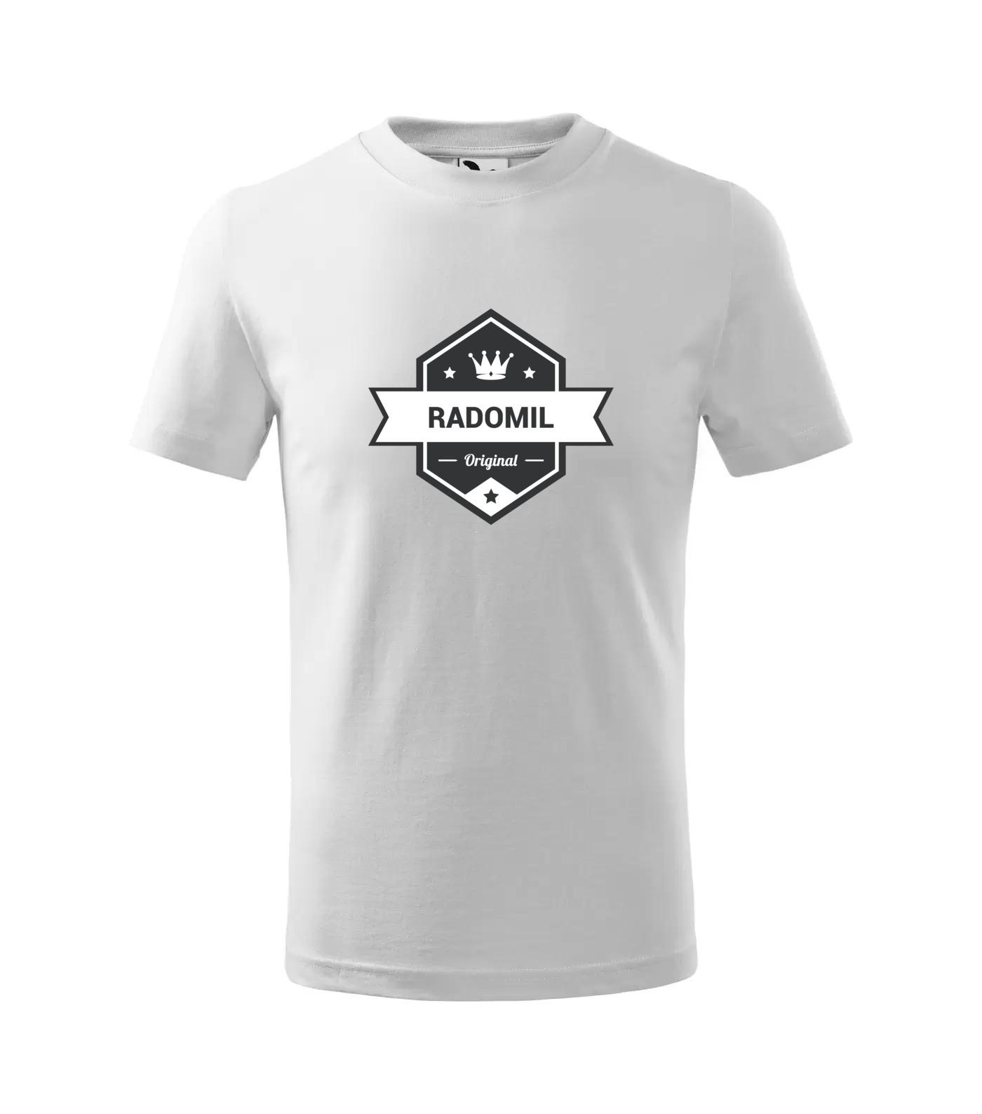 Tričko King Radomil