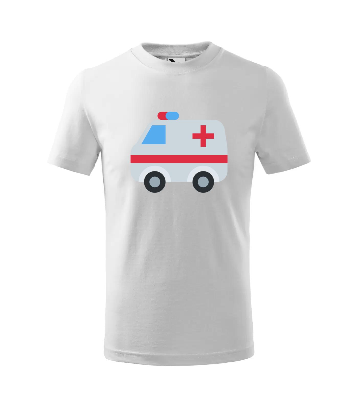 Tričko Ambulance