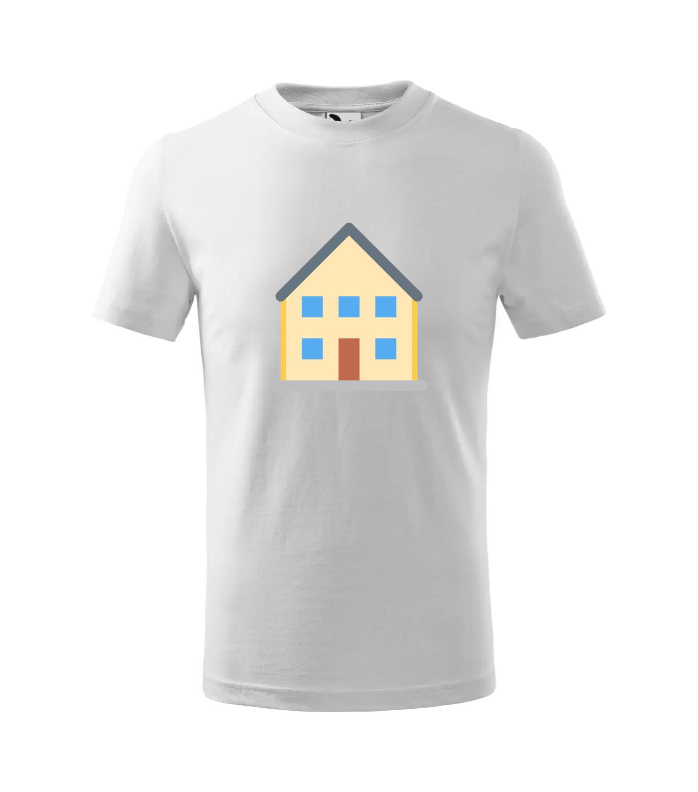 Tričko Dům