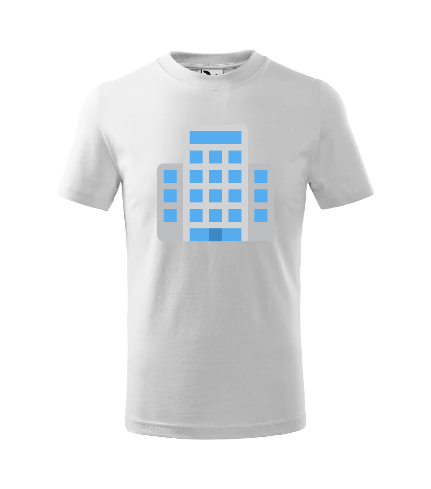 Tričko Budova