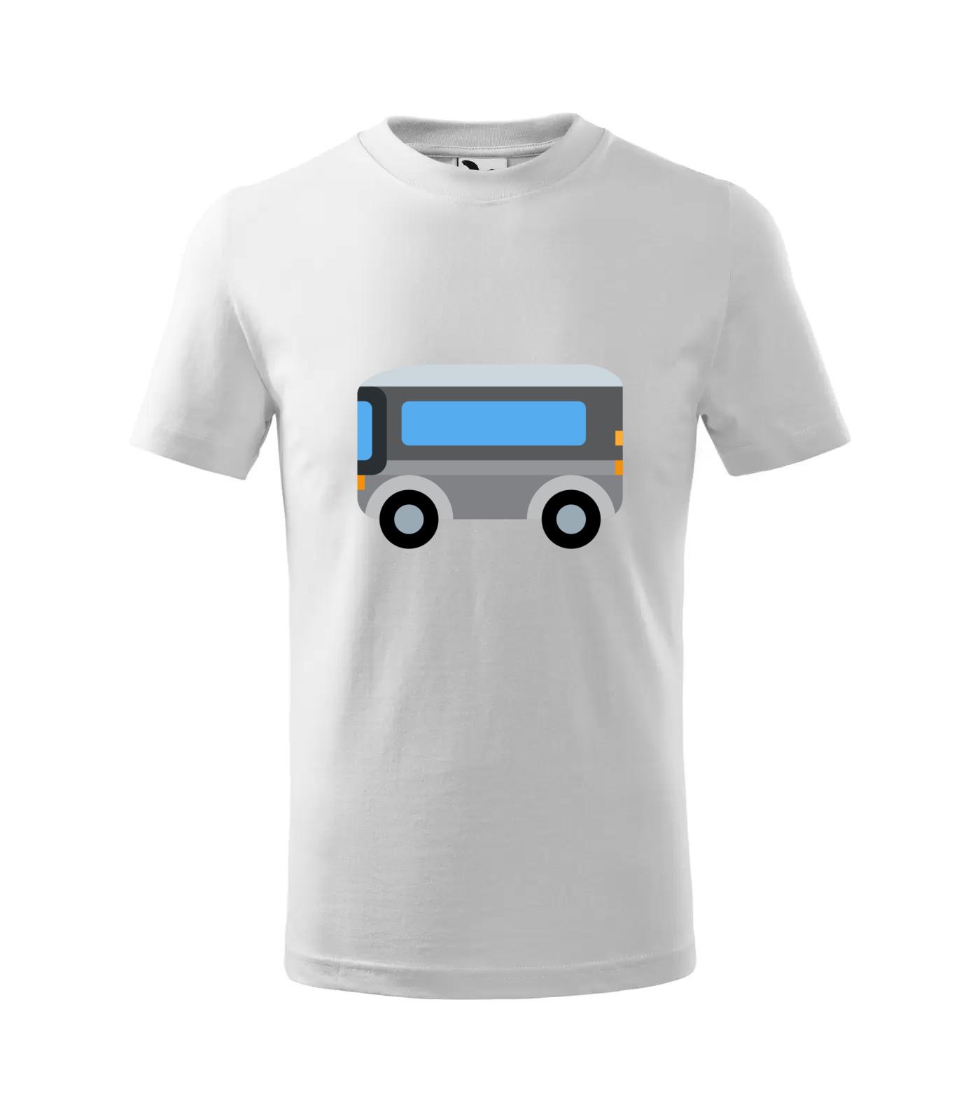 Tričko Autobus