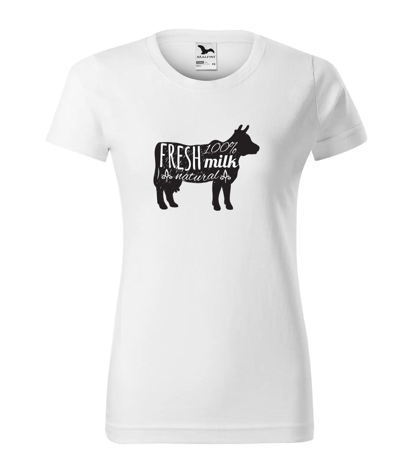 Tričko Kráva