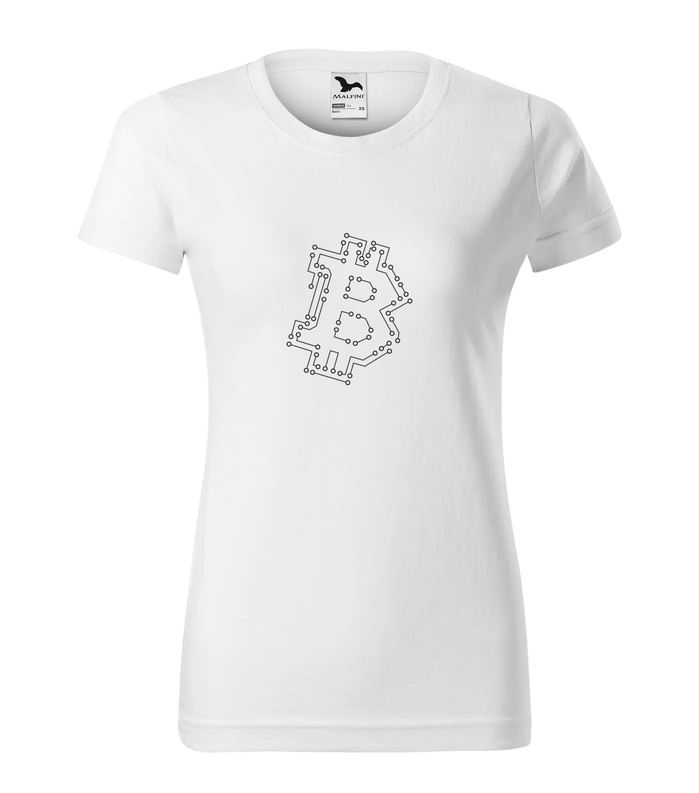 Tričko Bitcoin B