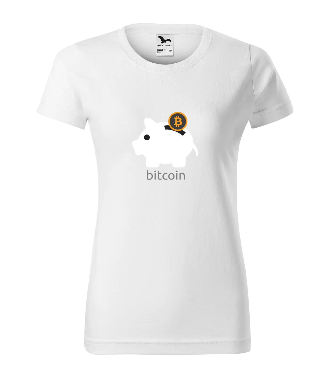 Tričko Bitcoin Hodler 2