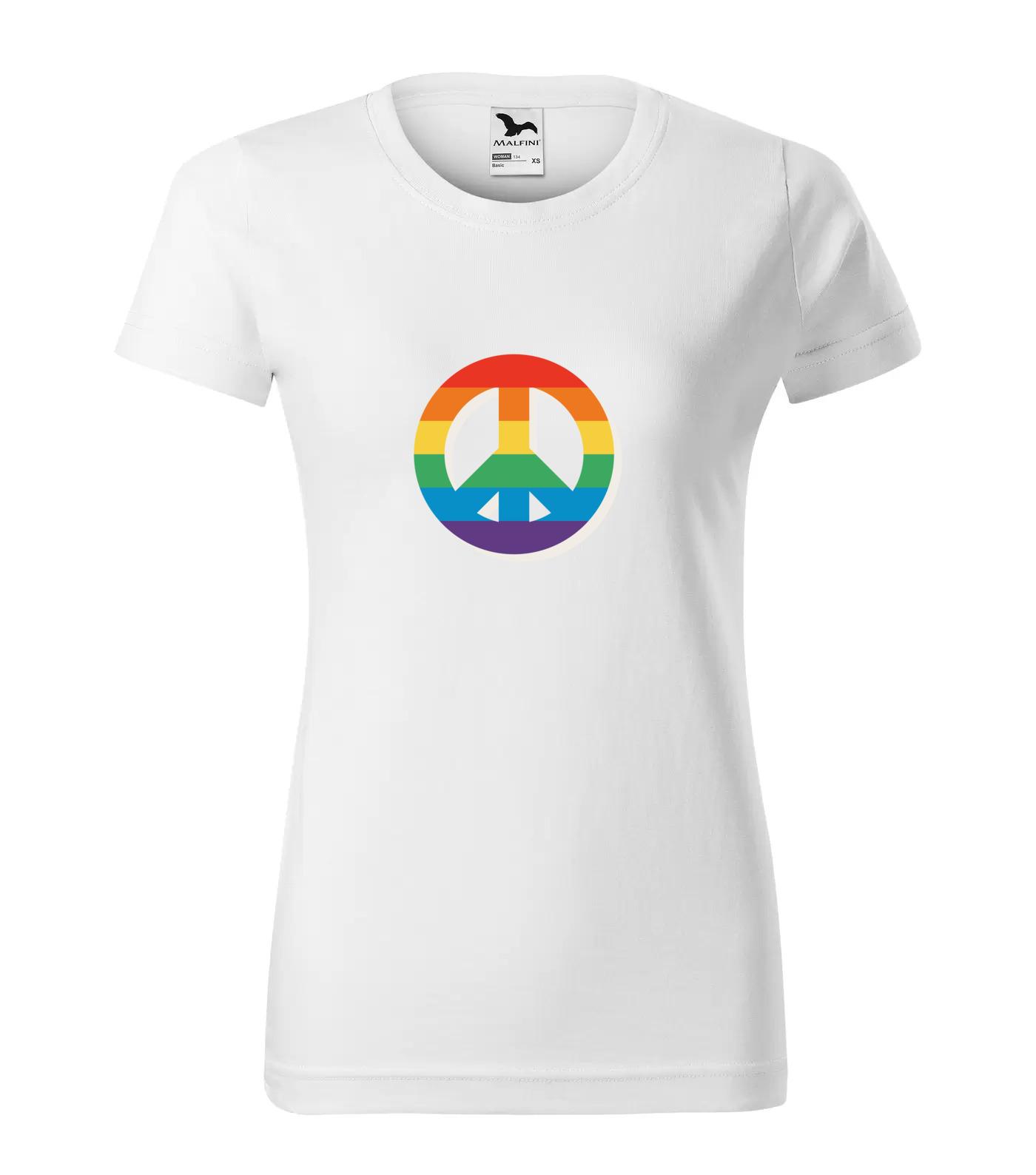 Tričko LGBT Odznak