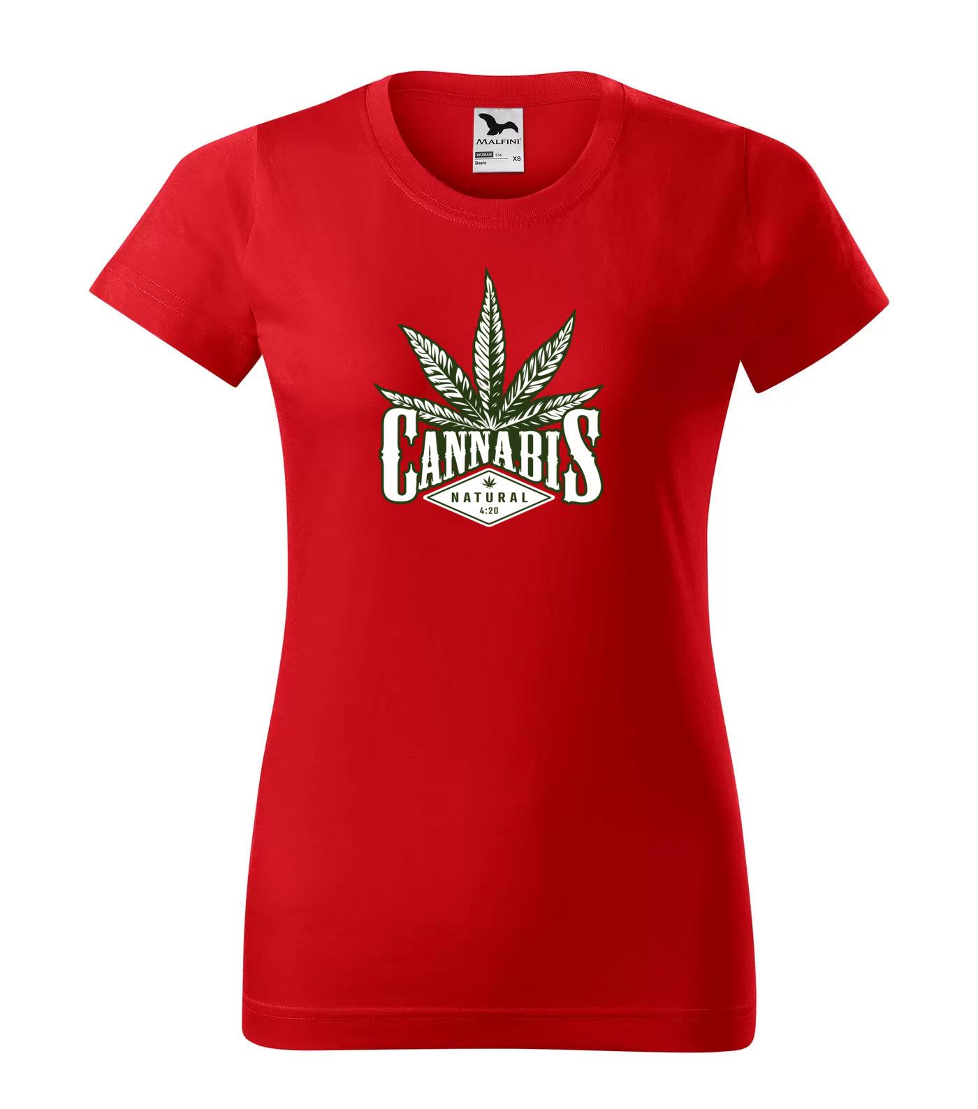 Tričko Cannabis