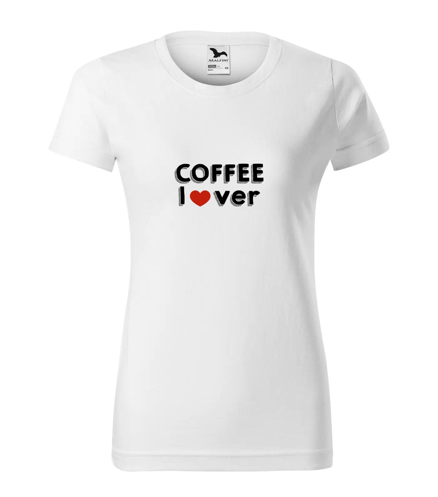 Tričko Coffee Lover