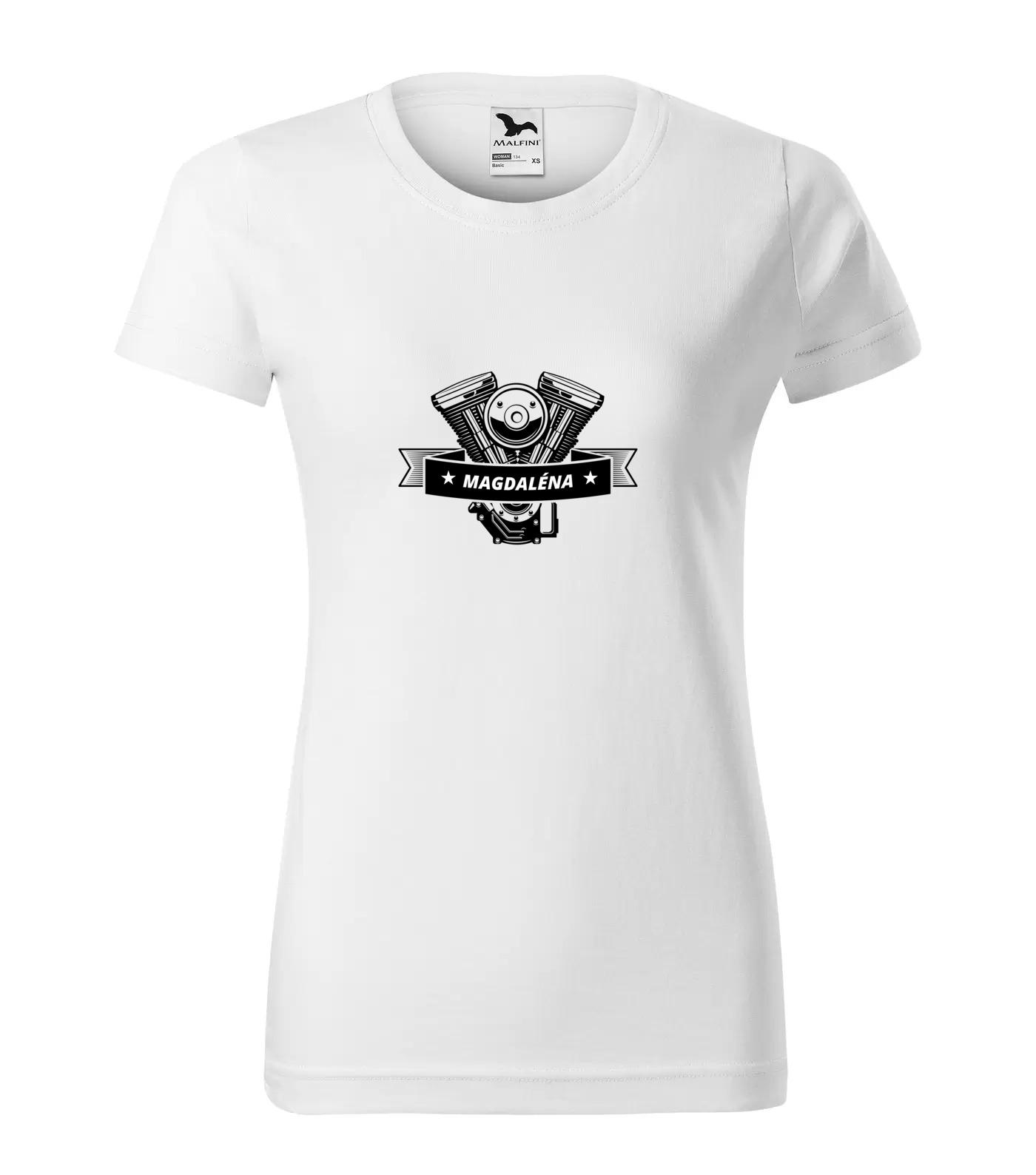 Tričko Motorkářka Magdaléna