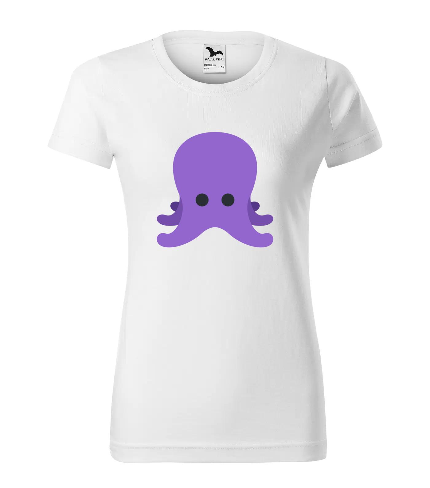 Tričko Chobotnice