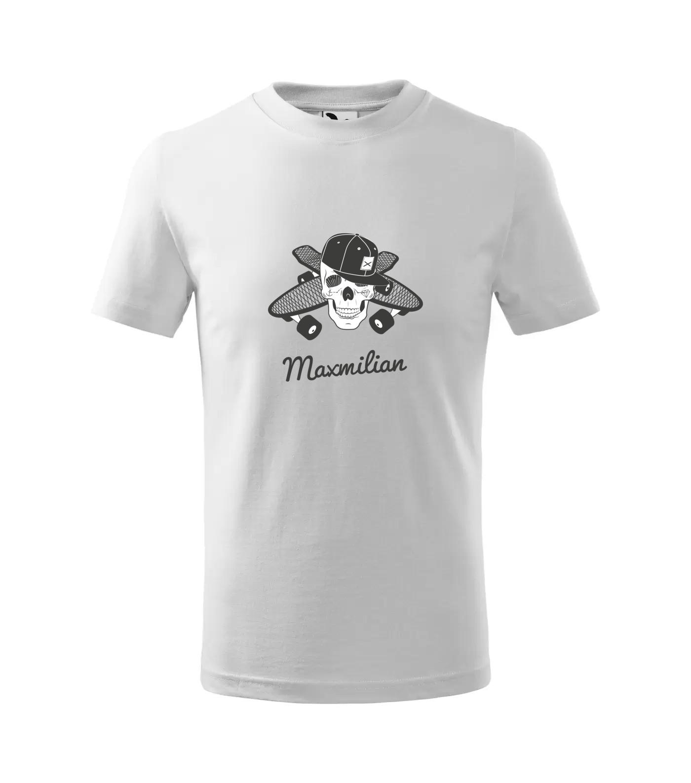 Tričko Skejťák Maxmilian