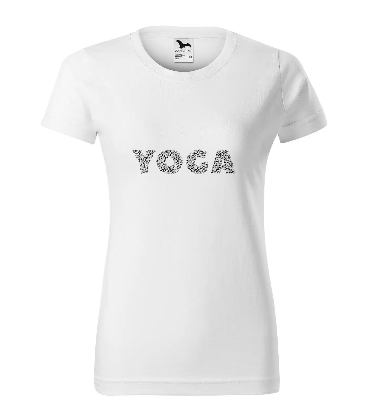 Tričko Yoga 1