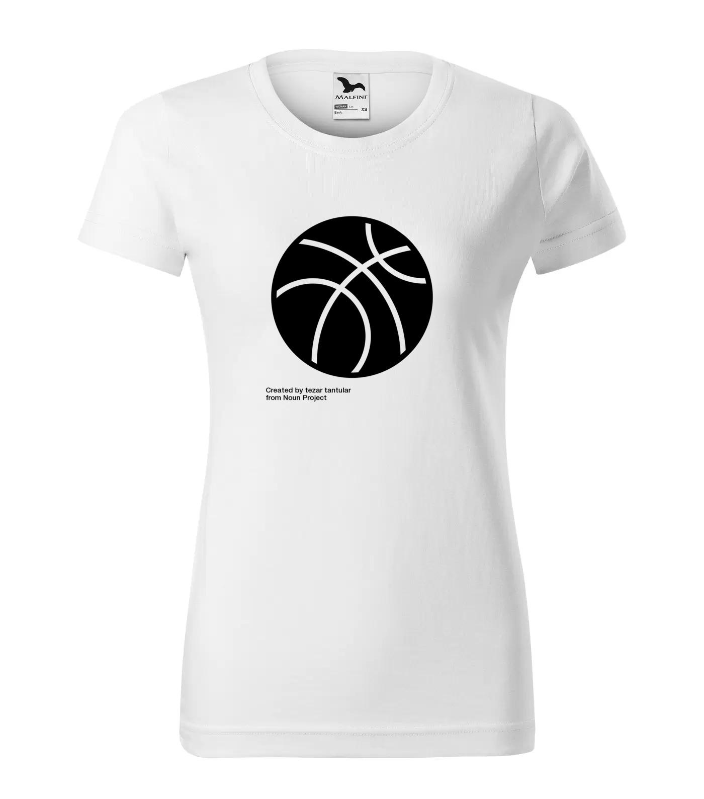 Tričko Basketball