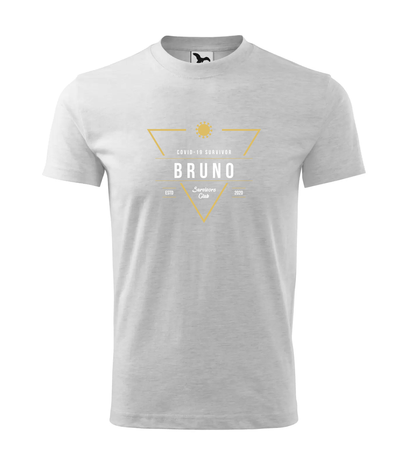 Tričko Survivor Club Bruno