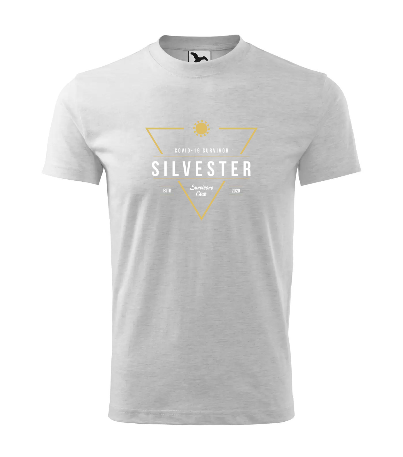 Tričko Survivor Club Silvester