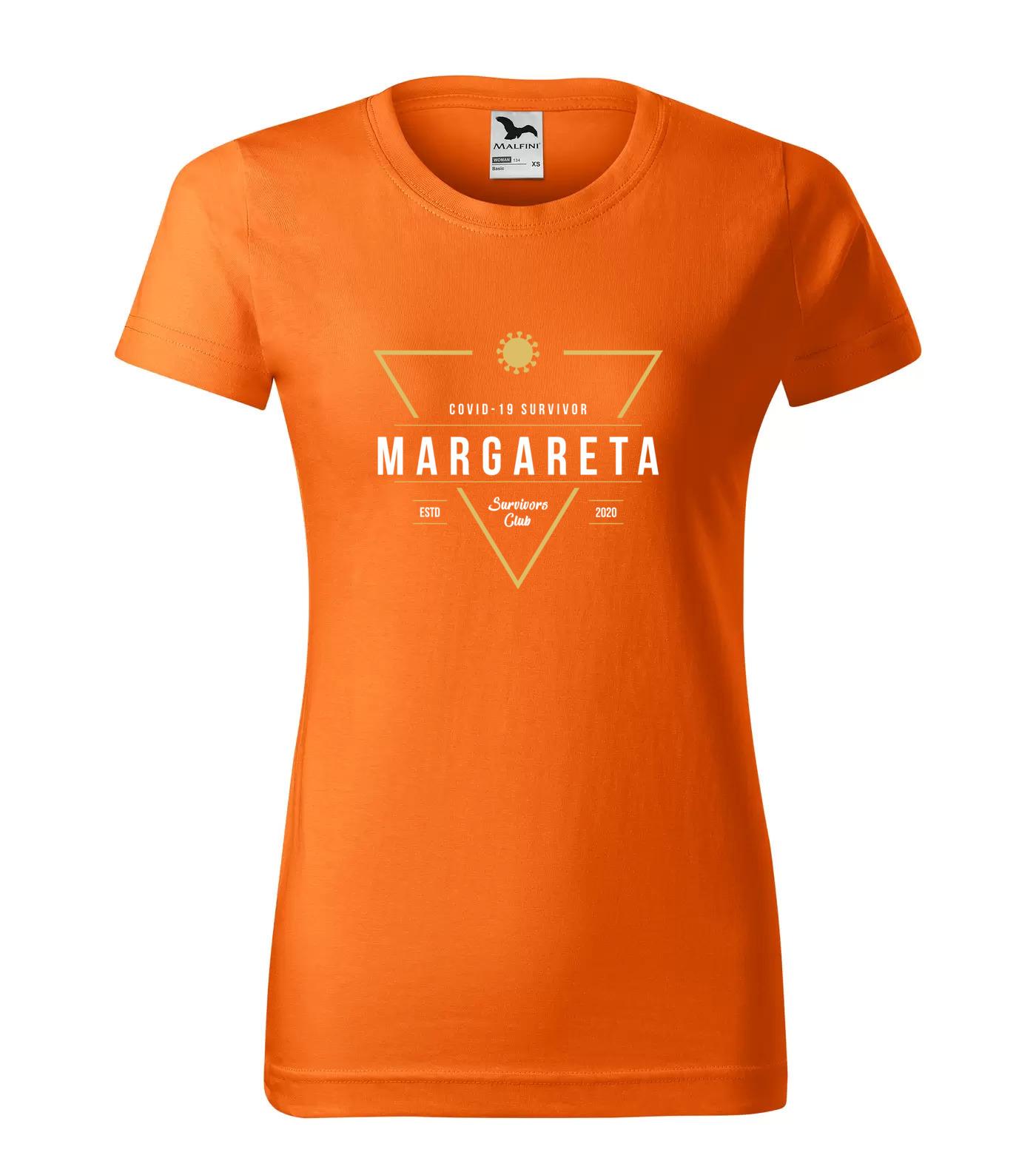 Tričko Survivor Club Margareta