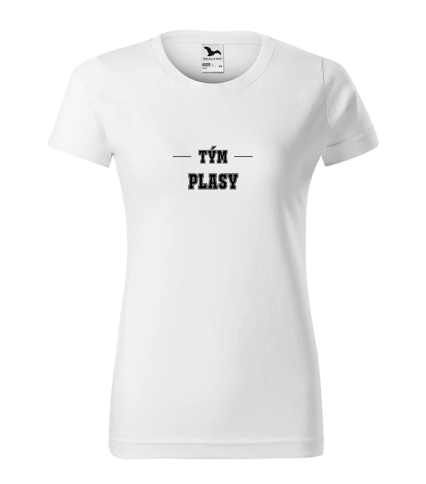 Tričko Tým Plasy