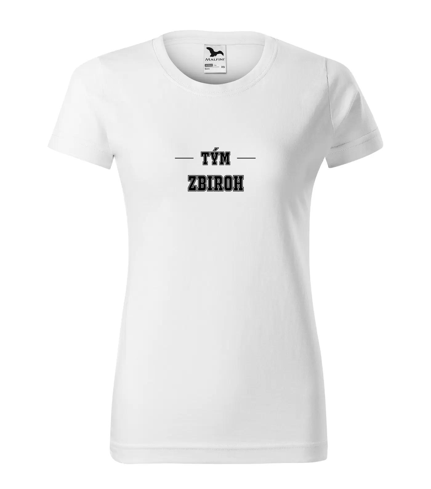 Tričko Tým Zbiroh