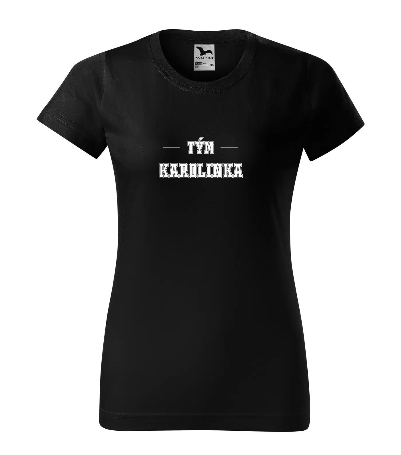 Tričko Karolinka