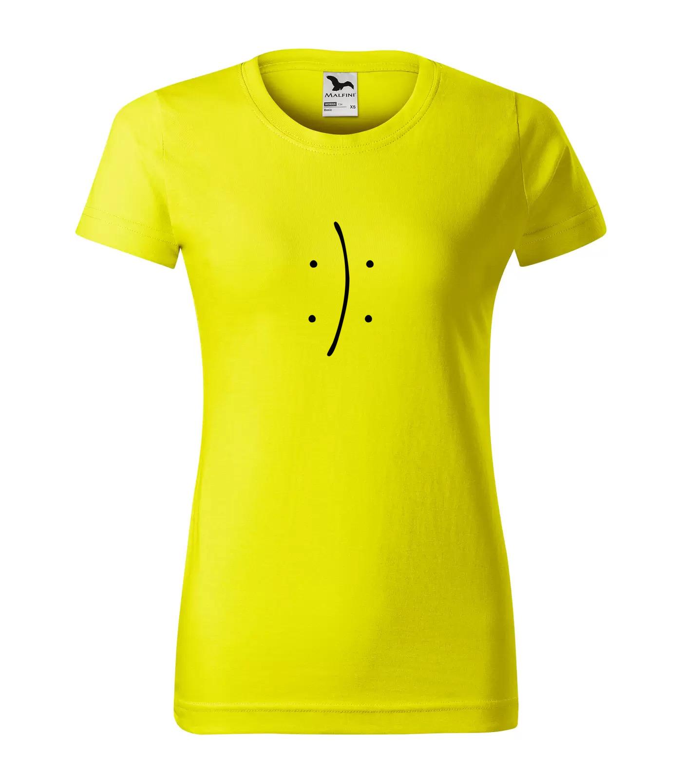 Tričko Trendy Smile