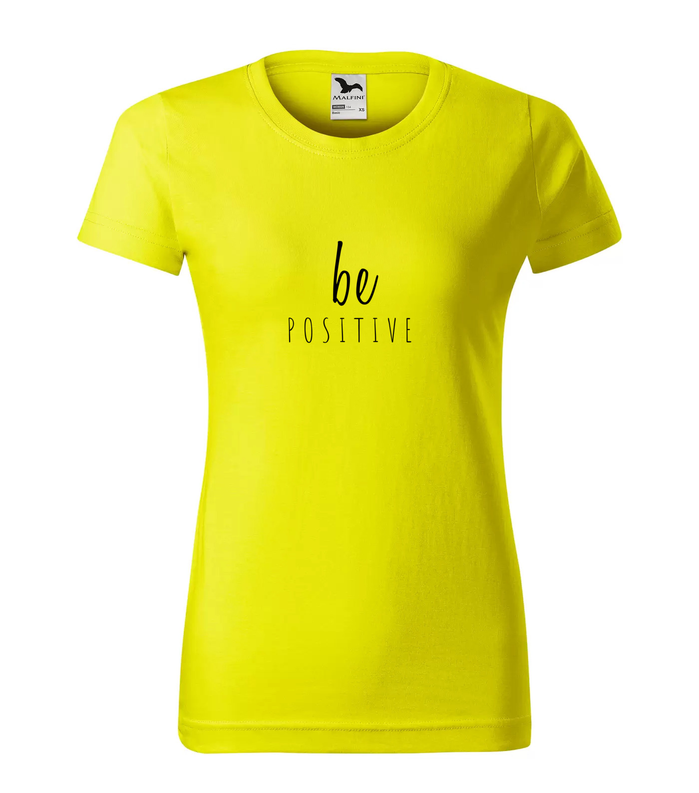 Tričko Trendy Be Positive
