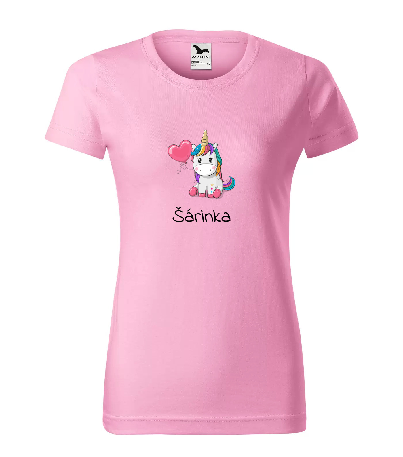 Tričko Jednorožec Šárinka