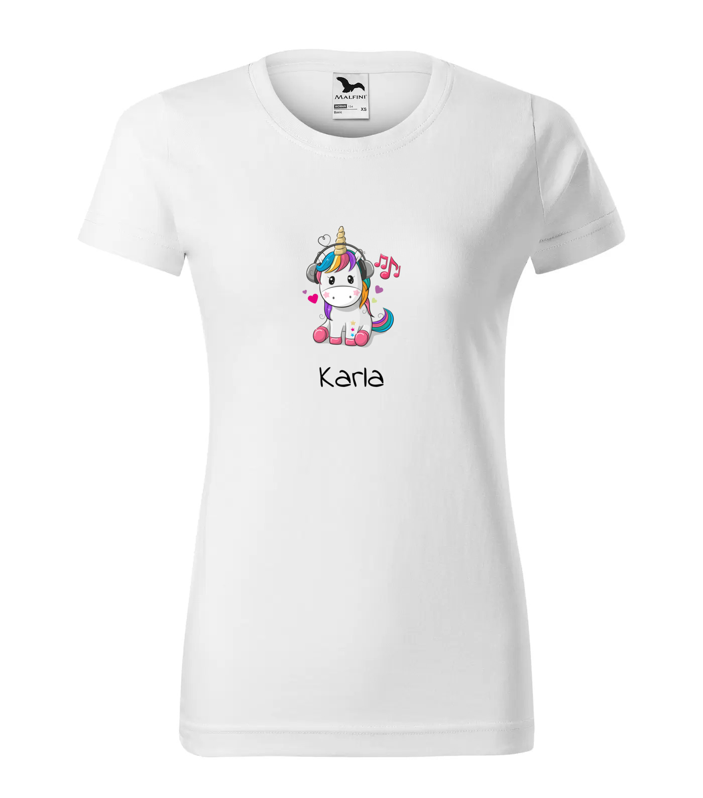 Tričko Jednorožec Karla
