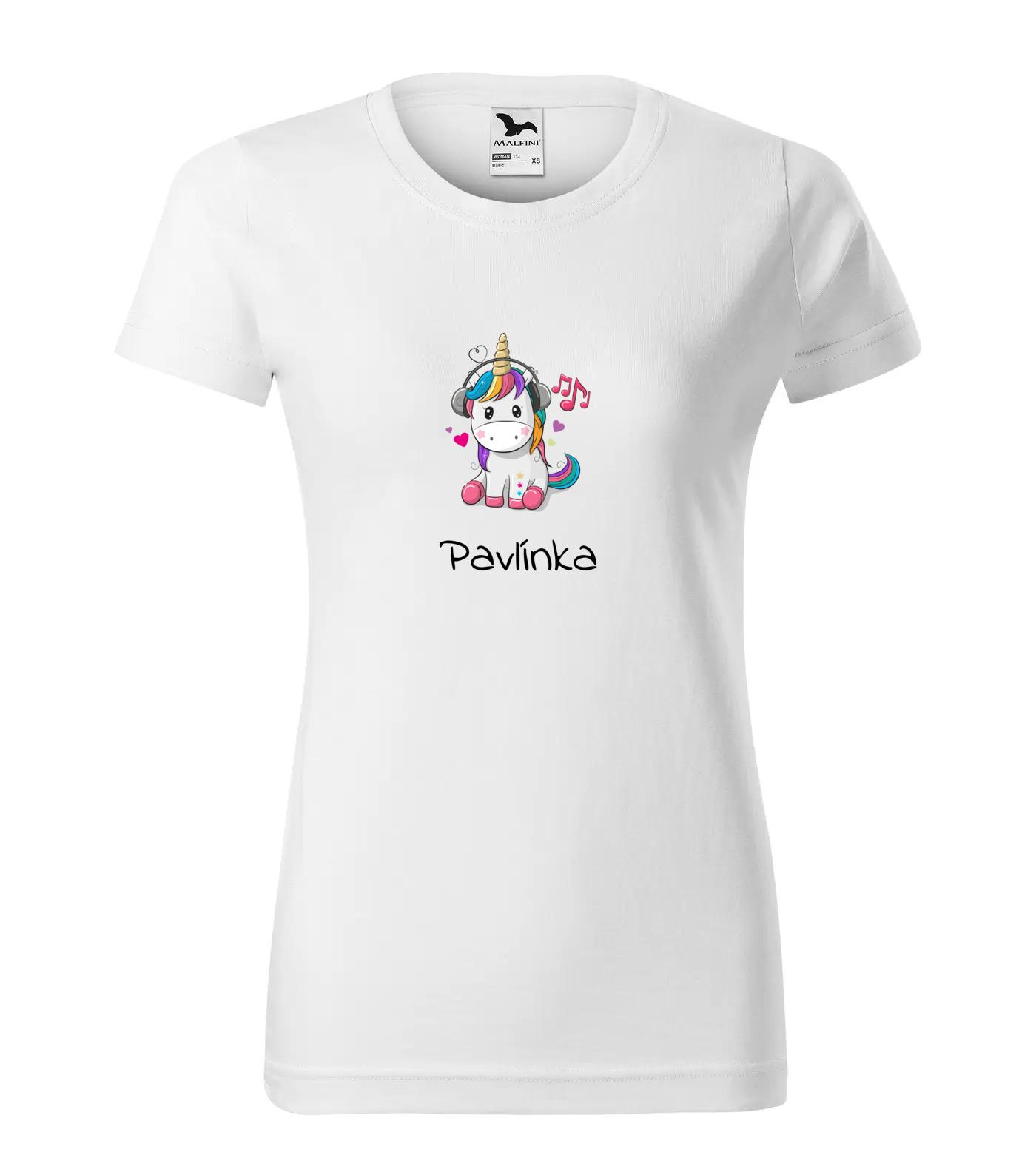 Tričko Jednorožec Pavlínka