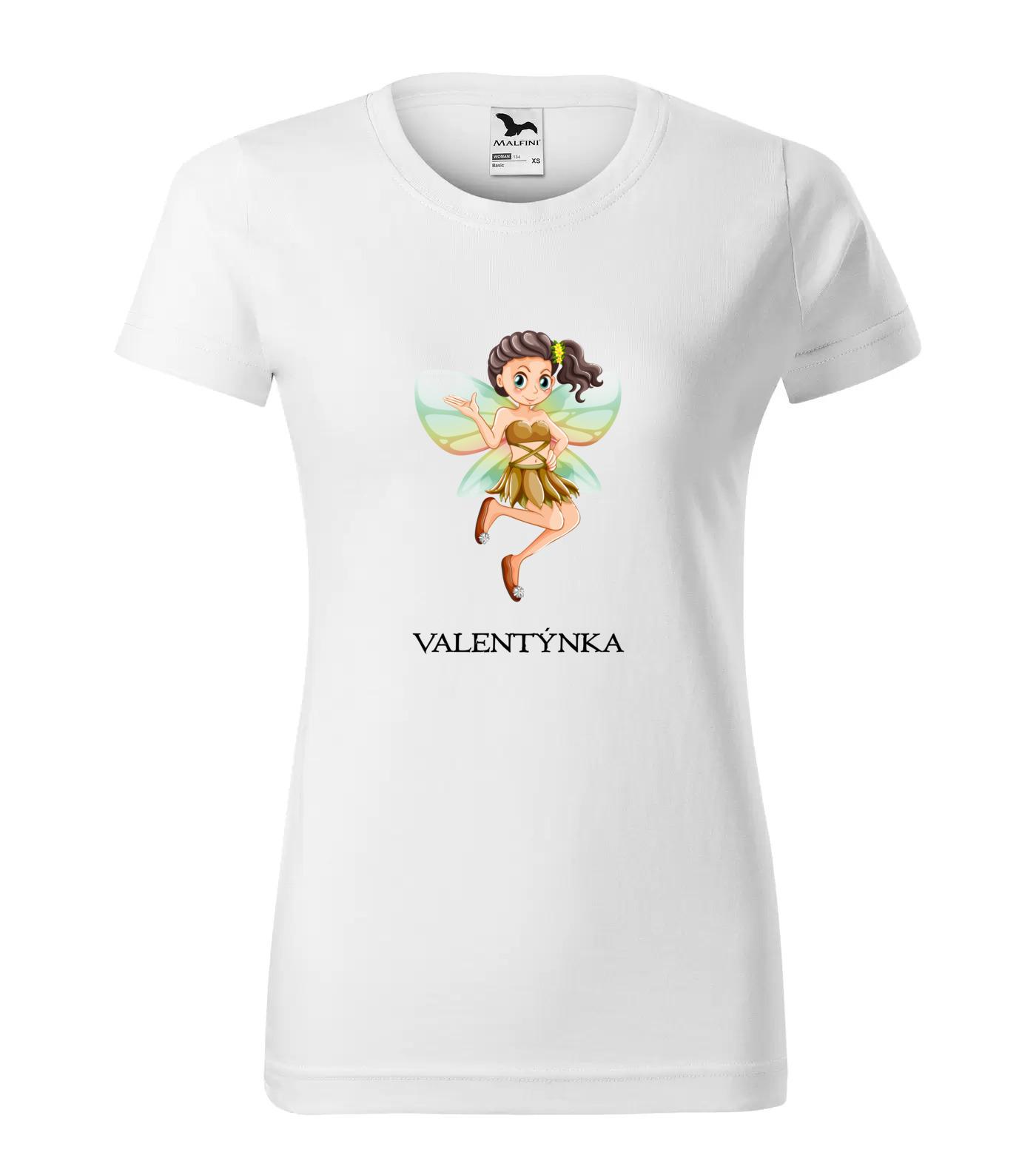 Tričko Víla Valentýnka