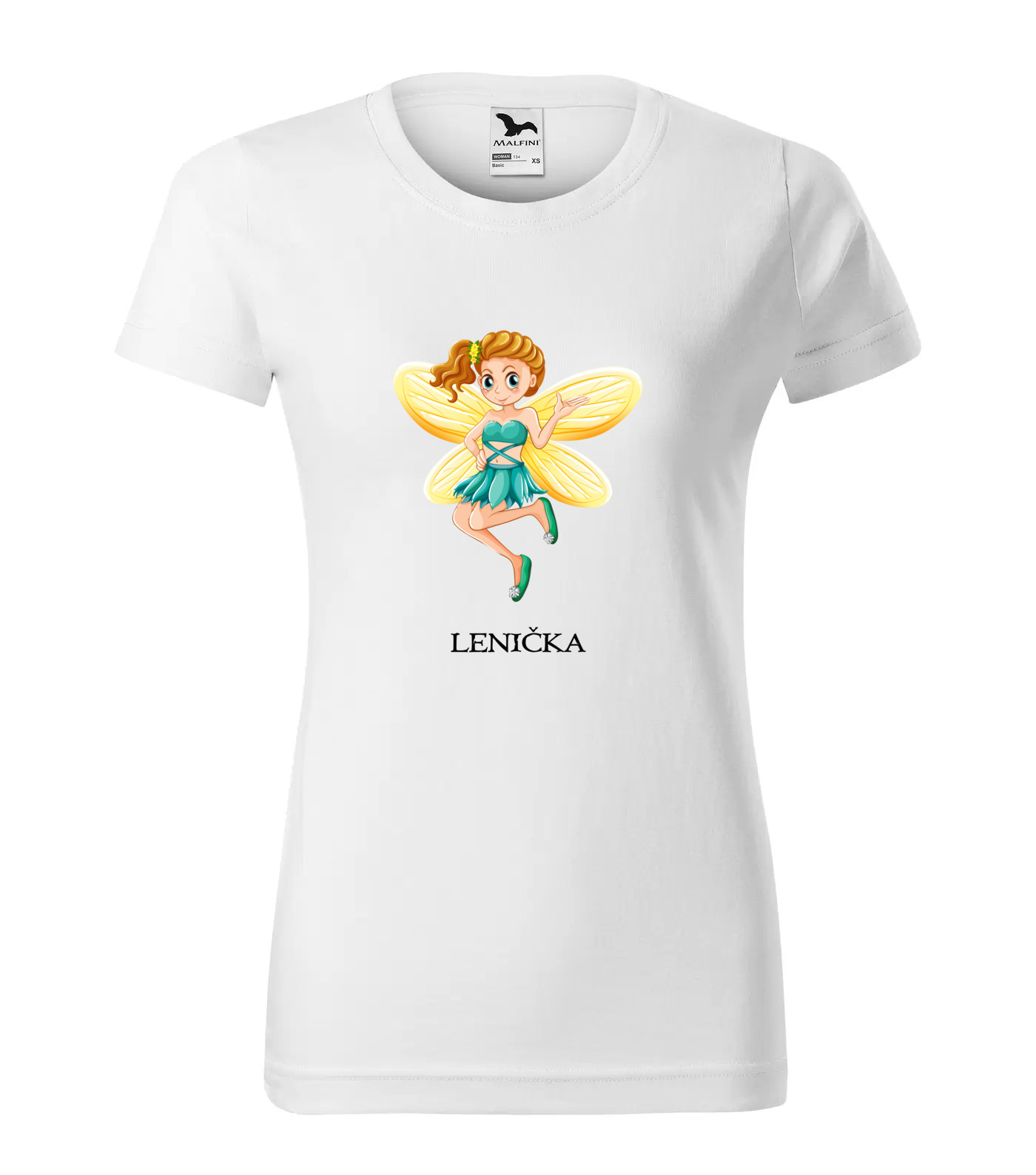 Tričko Víla Lenička