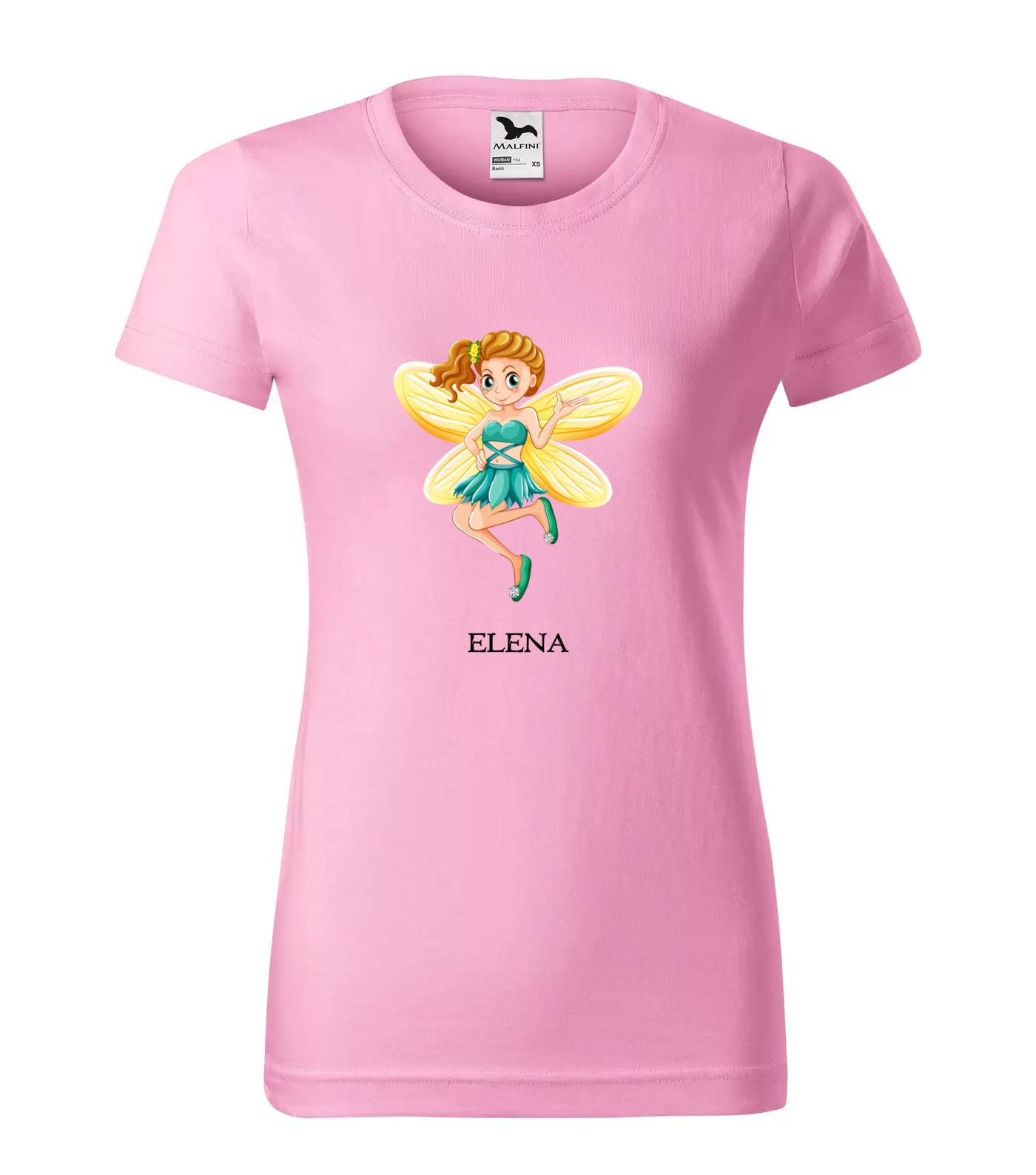 Tričko Víla Elena