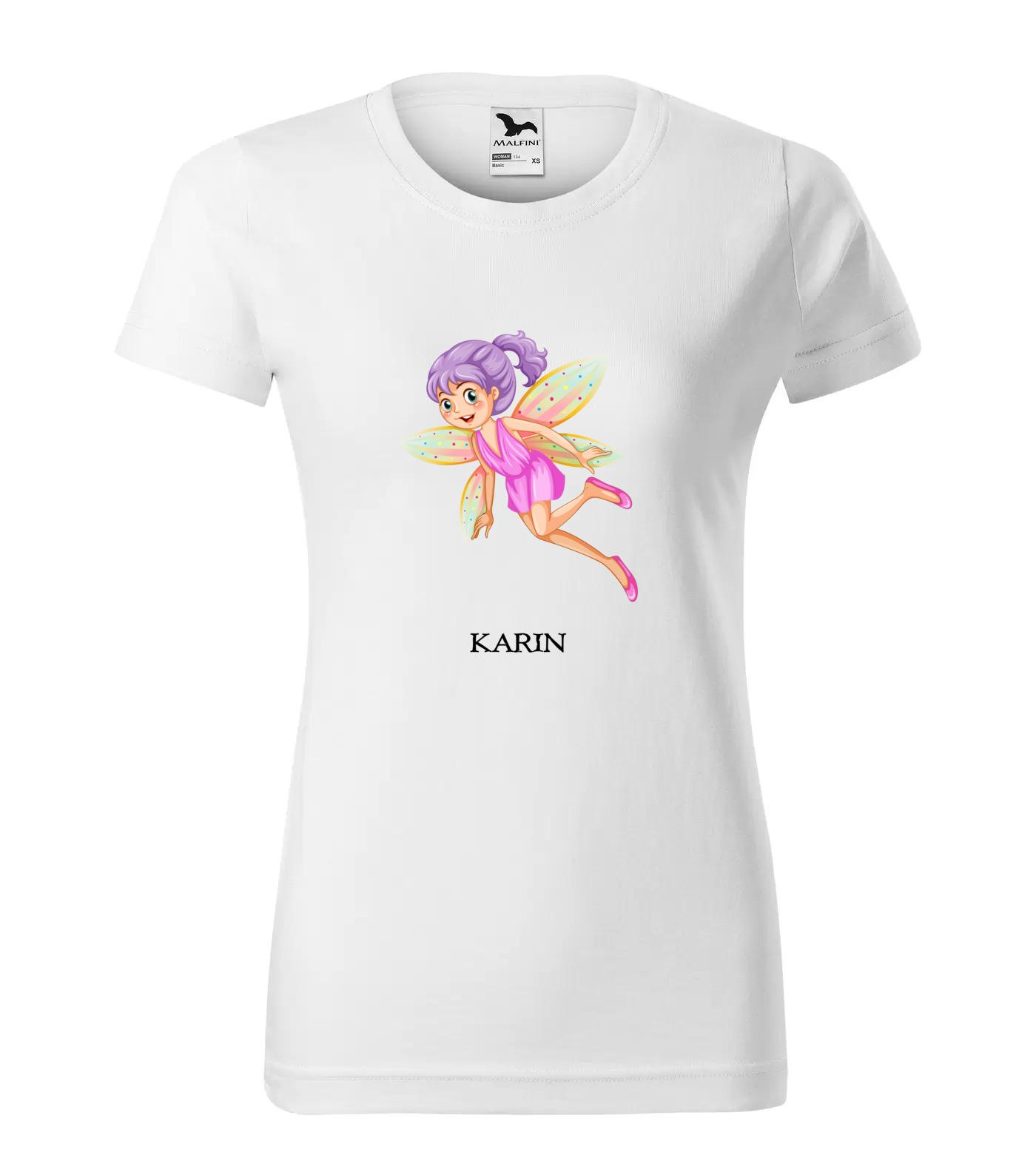 Tričko Víla Karin