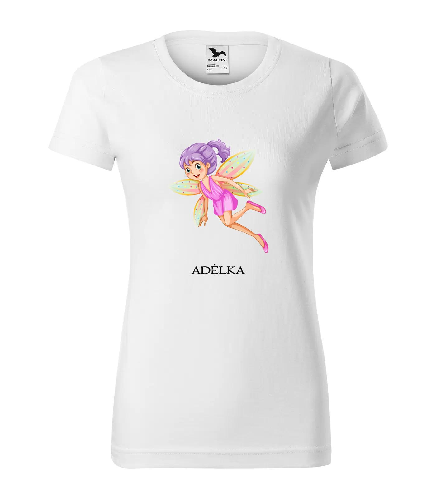 Tričko Víla Adélka
