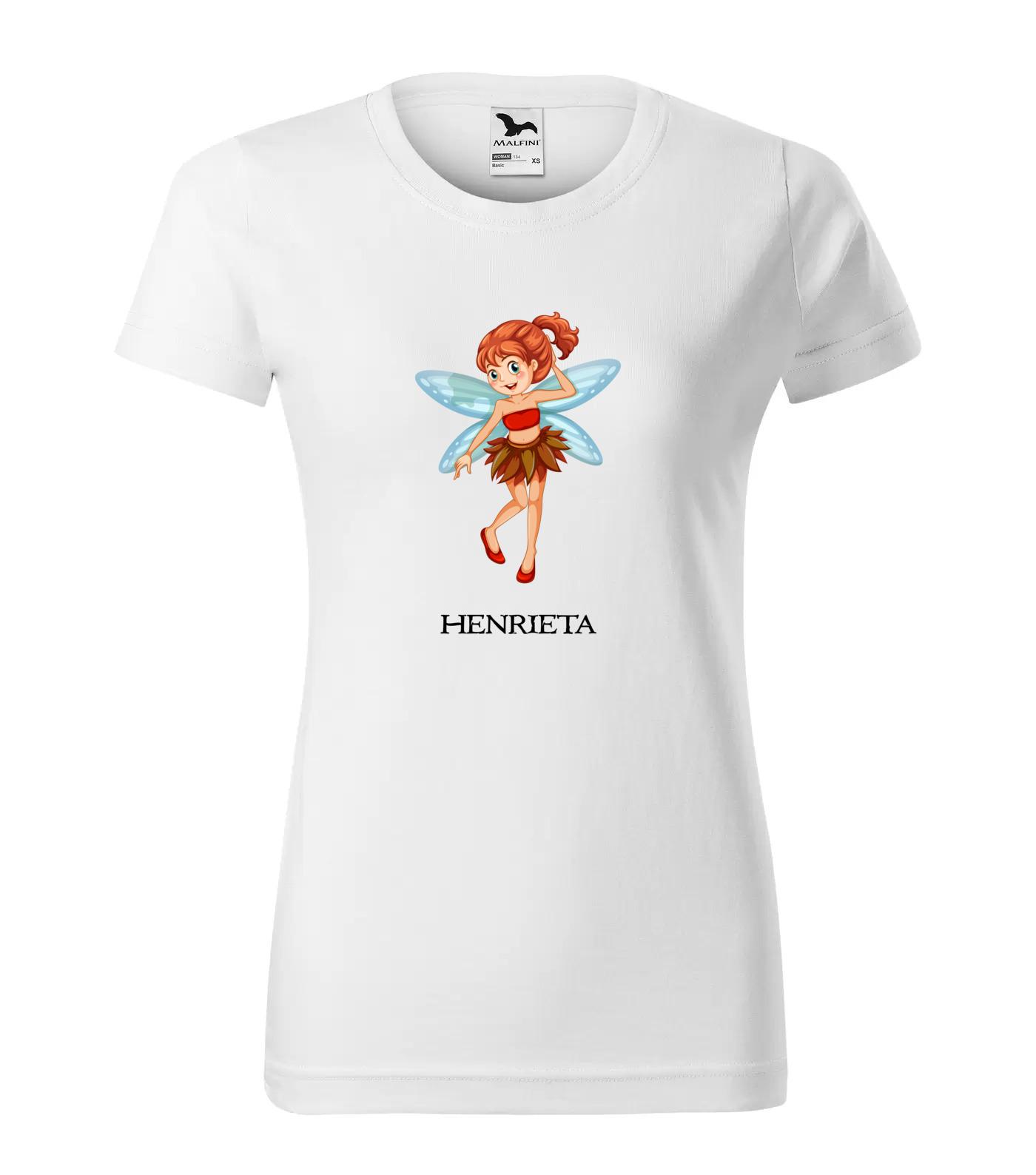 Tričko Víla Henrieta