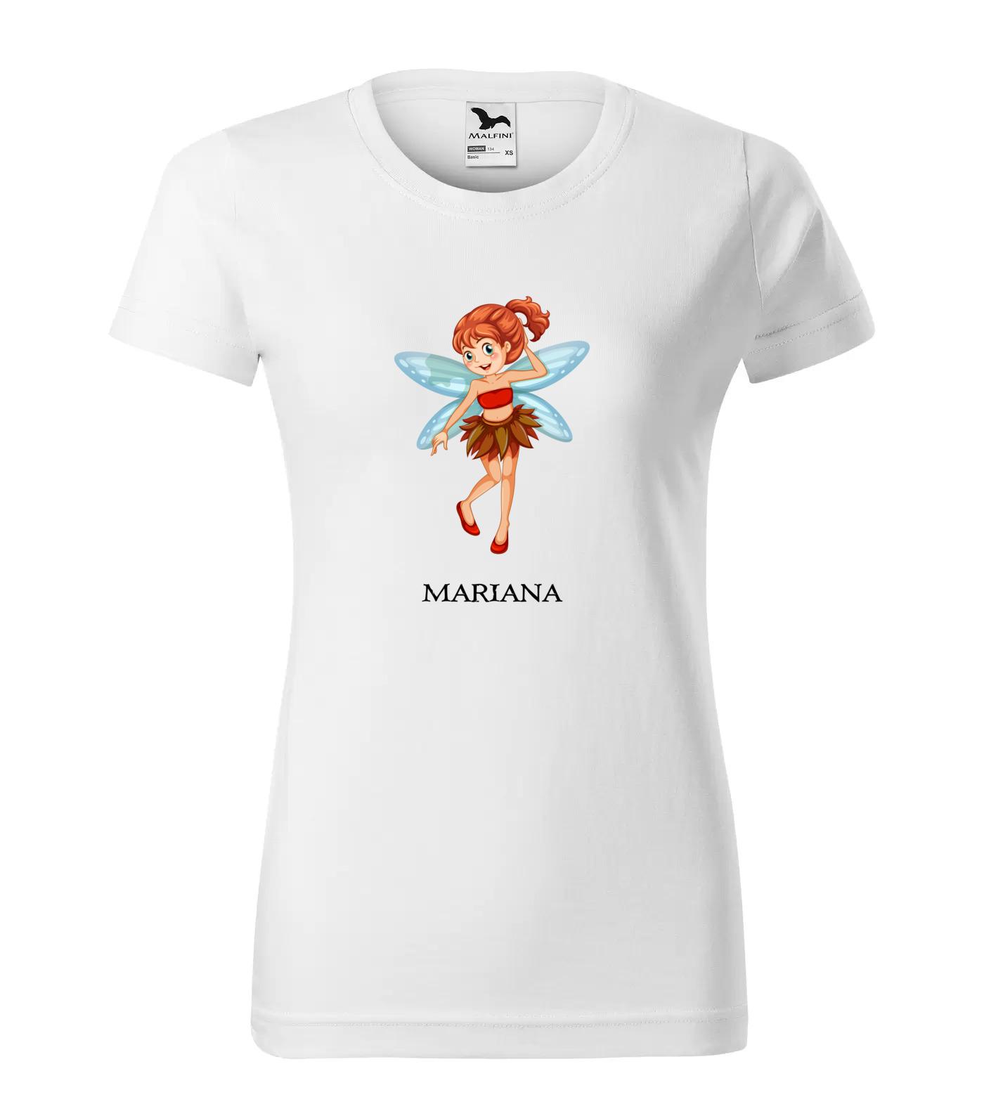 Tričko Víla Mariana