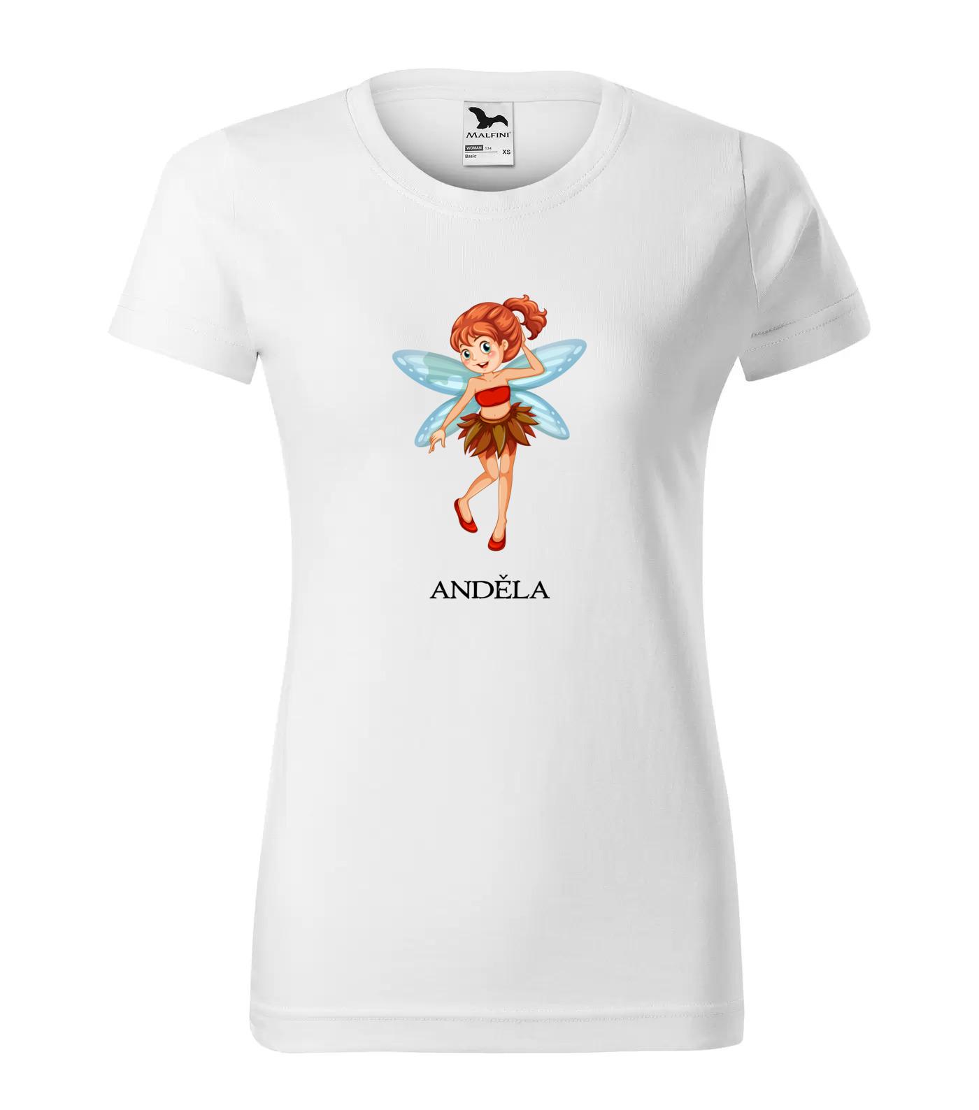 Tričko Víla Anděla